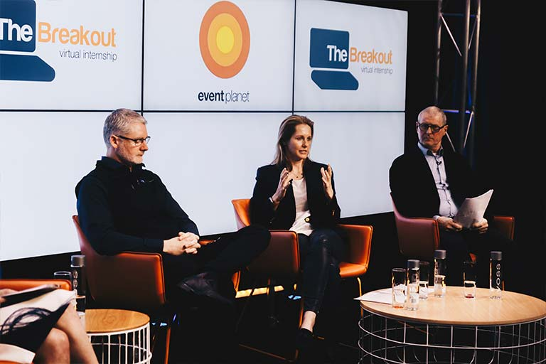 The Breakout – Sharing Insights