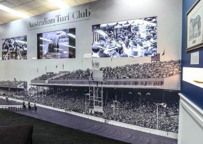 Photos Australian Turf Club Heritage Exhibition