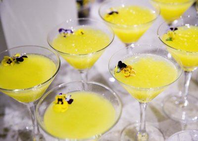 Marmalade martinis at the Bulgari Fiorever Launch
