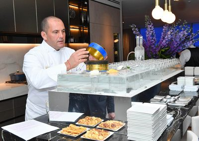 Pastry chef Crown Resorts One Barangaroo launch
