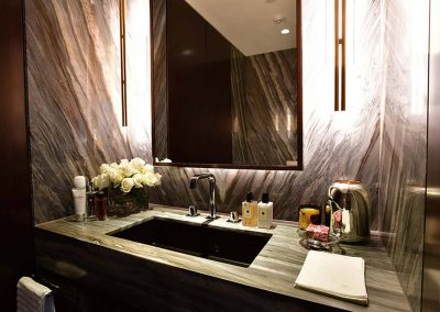 Bathroom Crown Resorts One Barangaroo launch