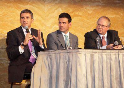 Speaker panel at the Department of Broadband National Broadband Network Forum