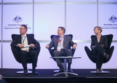 Speaker panel Department of Health & Ageing National eHealth Conference