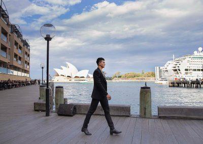 Do Manh Cuong Back to Nature Fashion Parade Sydney