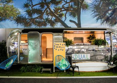 Dual Australia Exhibition Stand – Be Anywhere