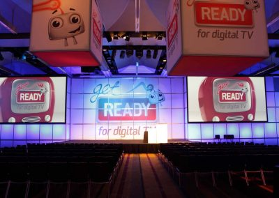 Department of Broadband – Get Ready for Digital TV Switchover Conference
