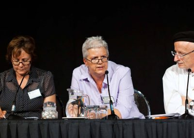 Discussion panel Infrastructure Australia Connecting the Dots Conference