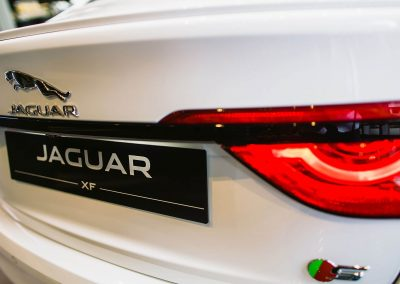 Jaguar XF Australian Launch
