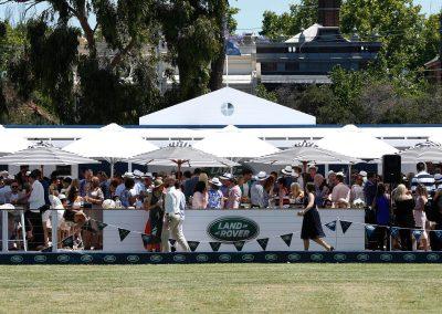Land Rover Polo Club for Polo in the City Hamptons Polo Club