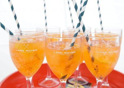 cocktails Land Rover Polo Club for Polo in the City Hamptons Polo Club