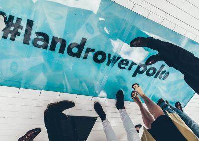Land Rover Polo Club for Polo in the City Miami