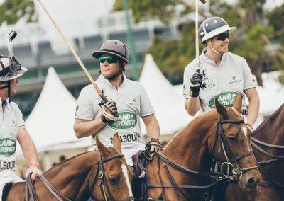 Land Rover Polo Club for Polo in the City – Miami