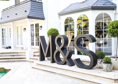 M&S sign outdoors Marks & Spencer Australian Online Store launch