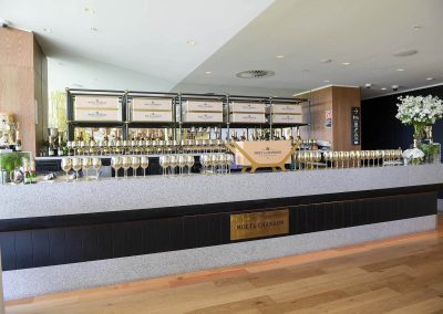 Bar Moet Spring Champion Stakes Day VIP Corporate Hospitality Lounge