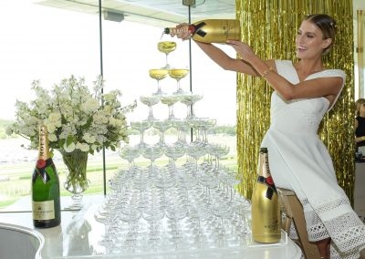 Moët Spring Champion Stakes Day VIP Corporate Hospitality Lounge