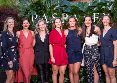 Guests at the Paspaley Monsoon Collection Launch