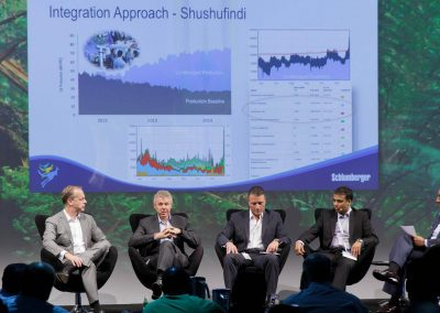 Schlumberger Annual Global Conference – Aim High, Win Together