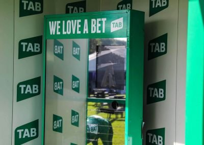 TAB Virtual Reality Activation - Saddle Up with TAB