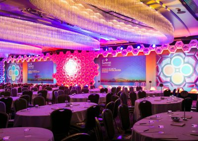 Conference room TATA Consultancy Services Summit Asia Pacific