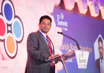 Speaker TATA Consultancy Services Summit Asia Pacific