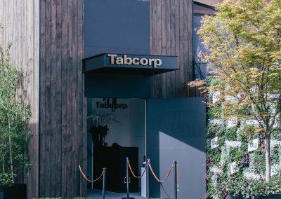 Venue entry Tabcorp Birdcage Marquee Alfresco Cafe