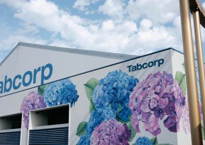 Tabcorp Birdcage Marquee