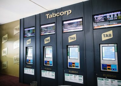 Tabcorp Birdcage Marquee The Winning Moment