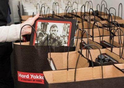 Gift bags Workwear Industrial Brands Roadshow