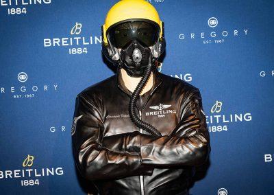 Gregory Jewellers & Breitling VIP Dinner