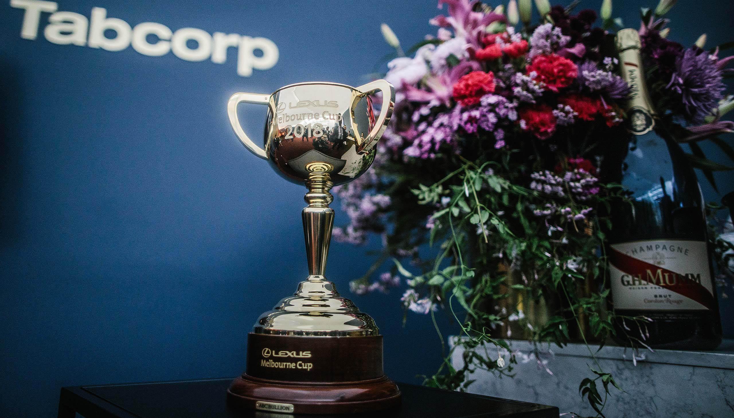 Melbourne Cup trophy