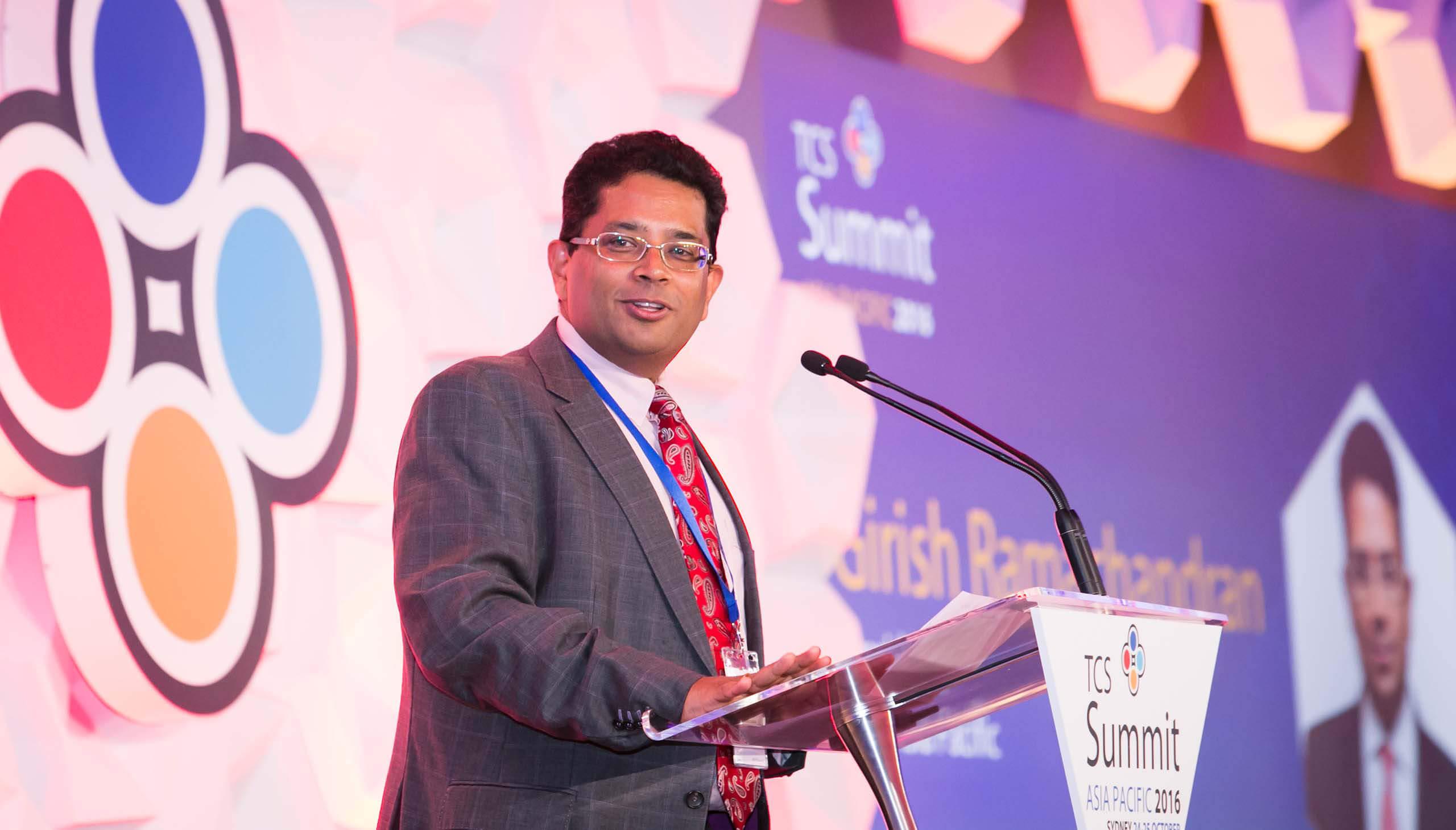 Speaker at TSC summit