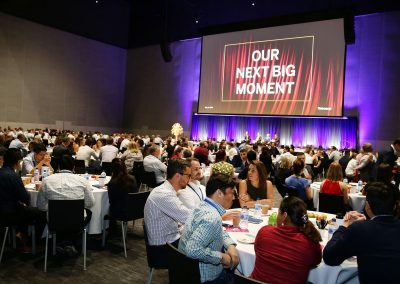 Tabcorp Our Big Moment Employee Event