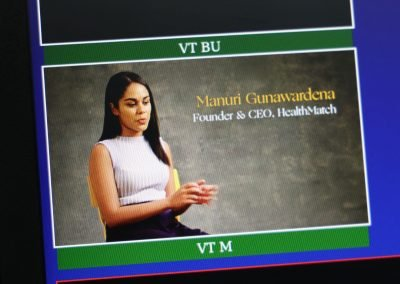 Winner Manuri Ganawardena - Veuve Clicquot Bold Woman Award
